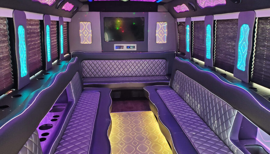 Top 3 Reasons to Hire Party Bus Services
